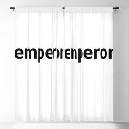 emperor Blackout Curtain