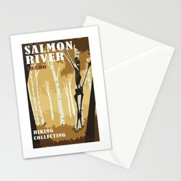CPS: Salmon River, ID Stationery Cards