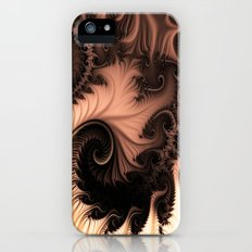Coffee and cream iPhone (5, 5s) Slim Case