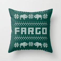 Fargo Sweater Throw Pillow