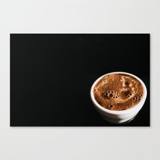 Coffee Cupping Canvas Print