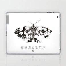 Butter flies - Melanargia_Galathea Laptop & iPad Skin