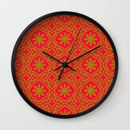 Arabic  Wall Clock