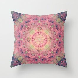 Marie Antoinette Throw Pillow