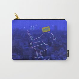 Bird in Osaka Carry-All Pouch