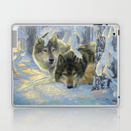 Deep Woods Laptop & iPad Skin