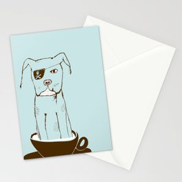 Tcup Dawg Stationery Cards