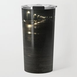 A walk alone Travel Mug