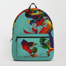 Number Insect Backpack
