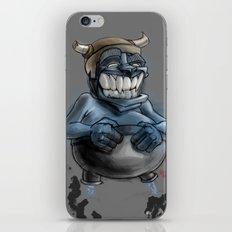 Possibly a Tricky Warrior Dwarf Demon iPhone & iPod Skin
