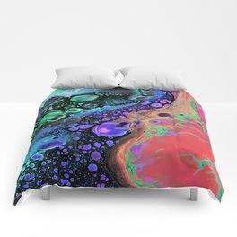 Jasper Sea - coral Comforters
