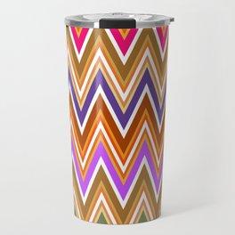Retro Sawtooth 2 Travel Mug