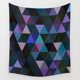 Abstract #293 Wall Tapestry