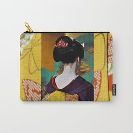 Geisha Maiko II Carry-All Pouch