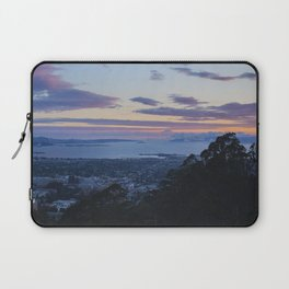 Magic Hour from UC Berkeley view of SF Laptop Sleeve