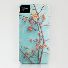 She Hung Her Dreams on Branches Slim Case iPhone (4, 4s)