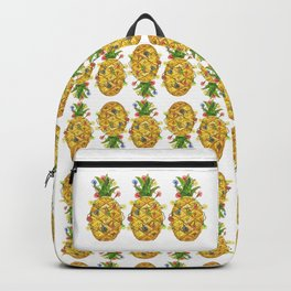The Christmas Pineapple Backpack