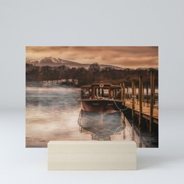 Lakeland Mist Mini Art Print