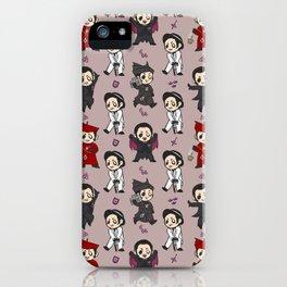 Copious Cardinal Copia iPhone Case