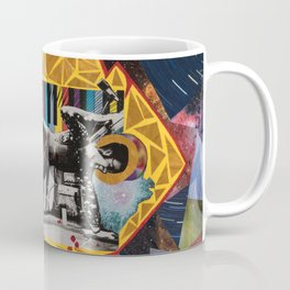 Ray and Elton Hang Coffee Mug