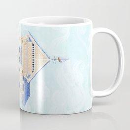 Little Victorian House Coffee Mug