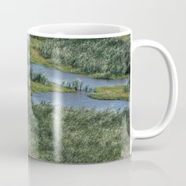 Green beautiful land Coffee Mug