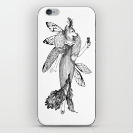 The Wolf: Artemis iPhone Skin