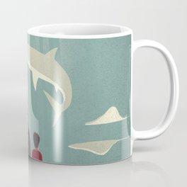 Day Trippers #9 - Aquarium Coffee Mug