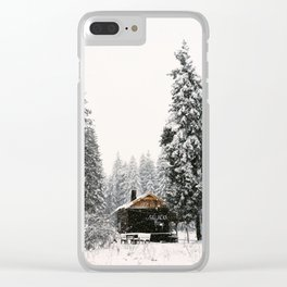 The Village Forest Clear iPhone Case
