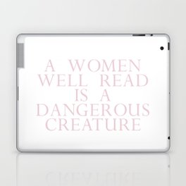dangerous creature Laptop & iPad Skin