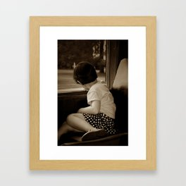Gianna Framed Art Print