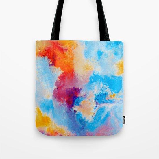 Meld Tote Bag
