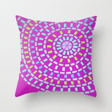Stone's Throw Throw Pillow