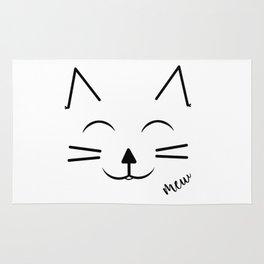 Happy Cat Rug