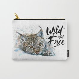 Lynx Wild and Free Carry-All Pouch