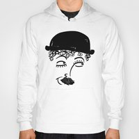 chaplin Hoodies featuring Chaplin  by Sardine