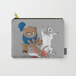 The Goat is Dead! (grey version) Carry-All Pouch
