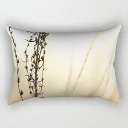 Golden Oats Rectangular Pillow