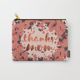 Thanks mom, in the autumn of life Carry-All Pouch