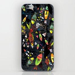 Tribal Fish iPhone Skin
