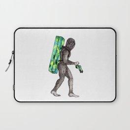 Bouldering Yeti Laptop Sleeve