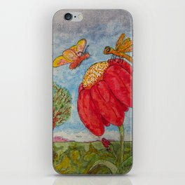 Saving a Seat In Heaven For You iPhone Skin