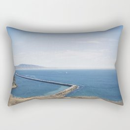 Dana Point Harbor Rectangular Pillow