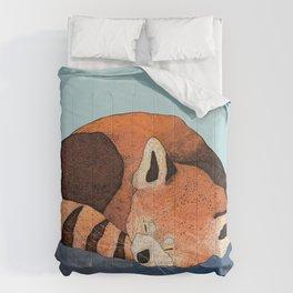 Red Panda Comforters