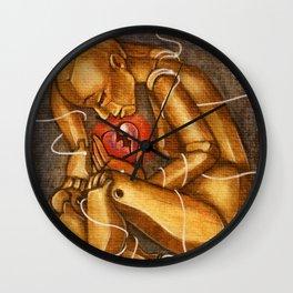 This Isn't Real Wall Clock