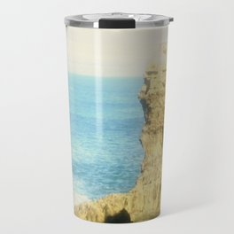 Inside looking Out to the Great Southern Ocean Travel Mug