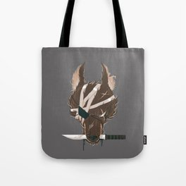 Dogfight Tote Bag