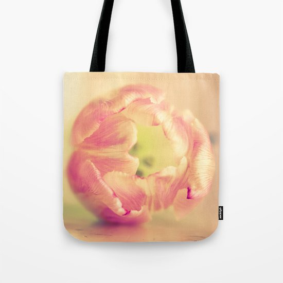 Side by Side (Tulips) Tote Bag