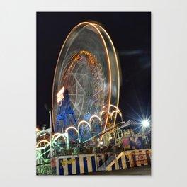Wonder Wheel - Coney Island, NY Canvas Print