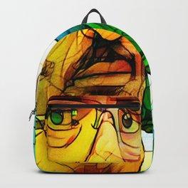 Earring Backpack